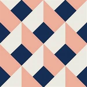 Papier Peint Repositionnable : les 27 meilleures images du tableau geometric by ~ Zukunftsfamilie.com Idées de Décoration