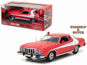 Ford Gran Torino Starsky Et Hutch : ford gran torino starsky hutch 1 24 greenlight collectibles ~ Dallasstarsshop.com Idées de Décoration