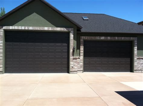 ut steel door premium sales service   garage doors