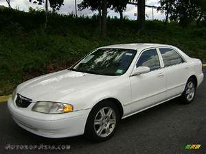 2002 Mazda 626 Es V6 In Glacier White Photo  7