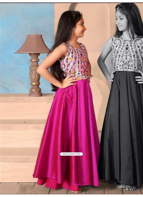 buy stunning taffeta silk dress indowestern dresses