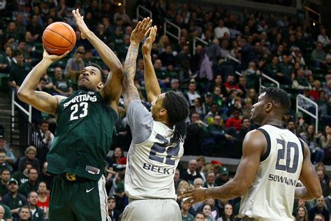 michigan state basketball gameday spartans close