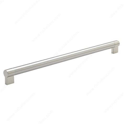 Richelieu Cabinet Door Pulls by Contemporary Stainless Steel Pull 500 Richelieu Hardware
