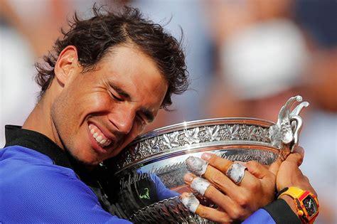 Десятикратный! Надаль выиграл Roland Garros. Теннис -