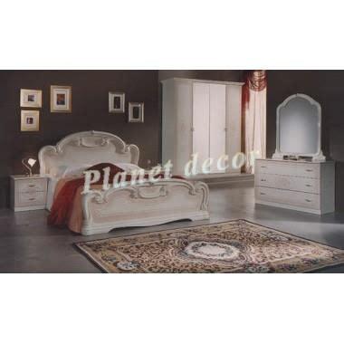 model chambre chambre à coucher model romina beige achat vente