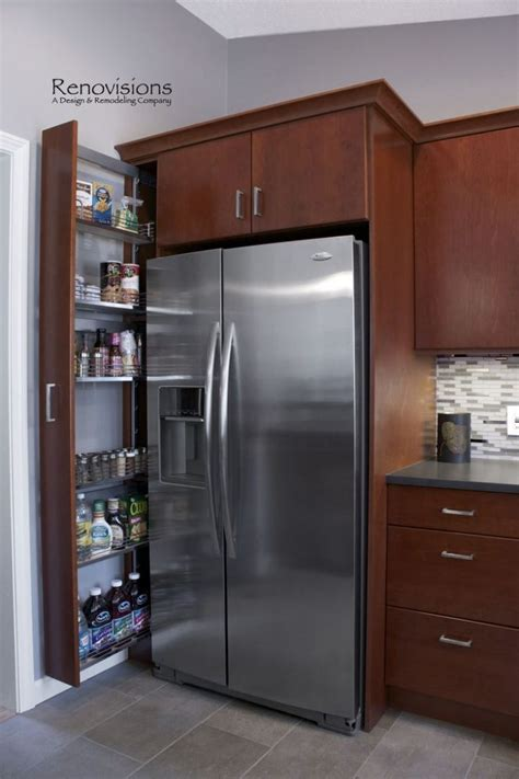 how to make your fridge look like a cabinet built in refrigerator cabinets how to make your fridge