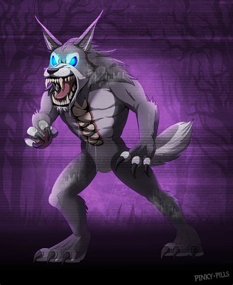twisted wolf device  fivenightsatfreddys