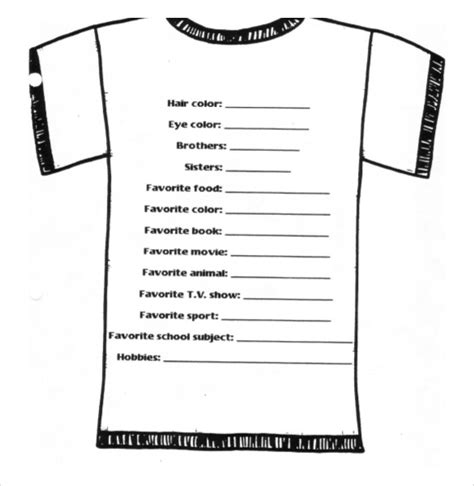 printable  shirt order form template charlotte clergy