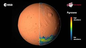 Printable Map of Mars Planet - Pics about space