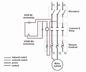 Is It Allowed To Energize A Contactor Coil From The