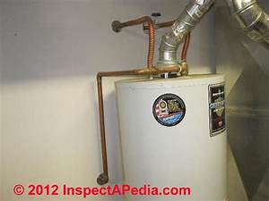 Temperature Pressure Relief Valves On Water Heaters  Test