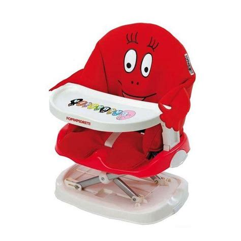 rehausseur chaise bebe barbapapa réhausseur de chaise b up achat vente