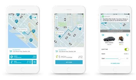 Bmw's Reachnow Challenges Uber And Lyft, Brings Car