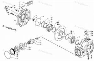 Arctic Cat Atv 2008 Oem Parts Diagram For Final Drive