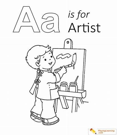 Coloring Artist