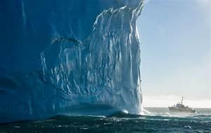 Iceberg Wallpaper, Nature: Iceberg, South Georgia ...