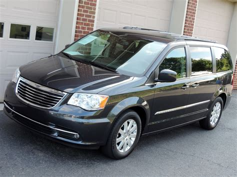 Chrysler Town And Country Touring by 2014 Chrysler Town And Country Touring Stock 229453 For
