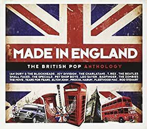 To get on the charts. Various Artists - Made in England: The British Pop Anthology - Amazon.com Music