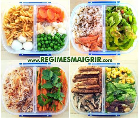 plat cuisiné regime idée plat régime cuisinez pour maigrir
