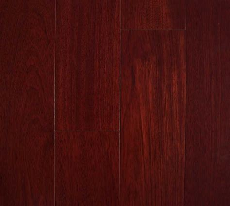 "Brazilian Cherry Natural 5"" x 9/16"" Plank   Factory"