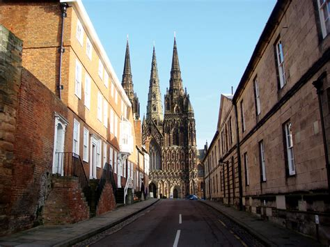 lichfield cathedral st johns house