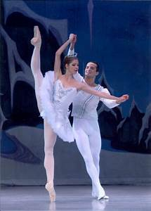 Snow queen and prince... Festival Ballet of North Texas ...