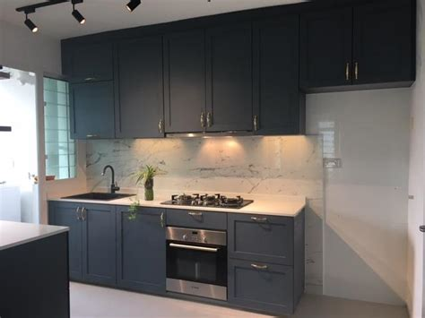 the kitchen cabinet clean scandinavian design 4 room page 8 reno t 2717