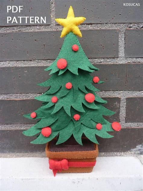 christmas tree at the 17 best felt trees images on felt tree feltro 6898