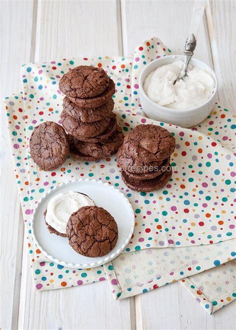Chocolate mascarpone cookies - Cooking Recipe
