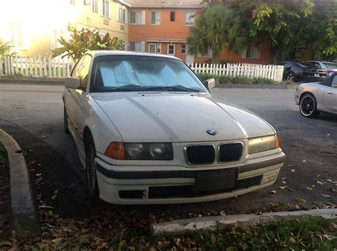 Find New Bmw 328i White Running Great Ice Cold Ac $2950