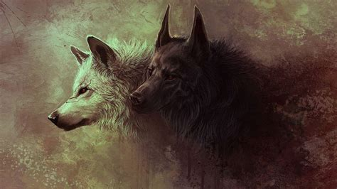Black Wolf Wallpaper Laptop by Wolf Wallpapers 1920x1080 Wallpaper Cave