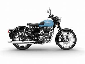 New Royal Enfield Classic 500 Redditch Series To Ride Into