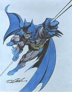 Batman and Black Canary Art by Jim Lee God Damn Words by ...