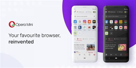 Opera para mac, windows, linux, android, ios. Opera Mini 50 Has Launched with A New Design User Interface