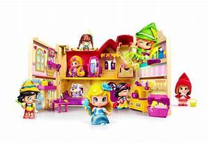 Pinypon Tales House Playset: Amazon co uk: Toys & Games
