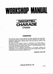 Daihatsu Charade Pdf  22 8 Mb