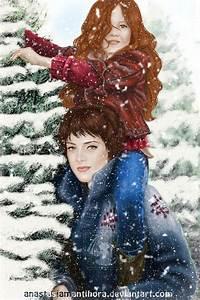 Renesmee & Alice Fanart - Twilighters Fan Art (30797193 ...