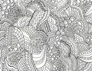 Mandala Coloring Pages Advanced Level Printable Az