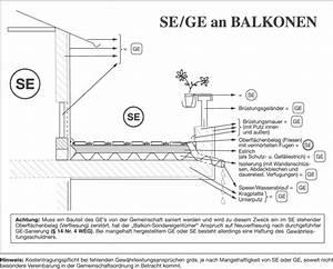 Sondereigentum Balkon Instandhaltung : balkon sondereigentum einfach ib g img comite ~ Watch28wear.com Haus und Dekorationen