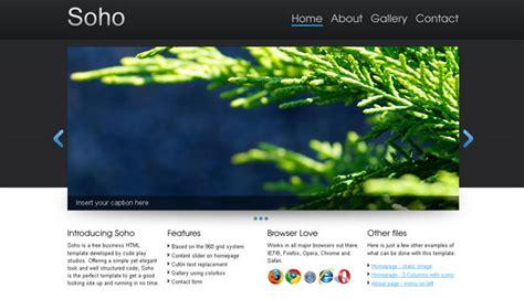 free web design 5 free website design templates web graphic design