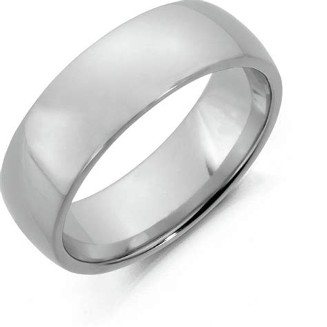 buy sterling silver heavyweight wedding band 7mm at argos co uk your online shop for