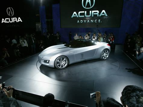 2007 Acura Advanced Sports Car Concept Naias 1600x1200