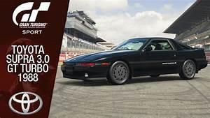 Dlc Gran Turismo Sport : gran turismo sport dlc toyota supra 3 0gt turbo a 1988 yamagiwa youtube ~ Medecine-chirurgie-esthetiques.com Avis de Voitures