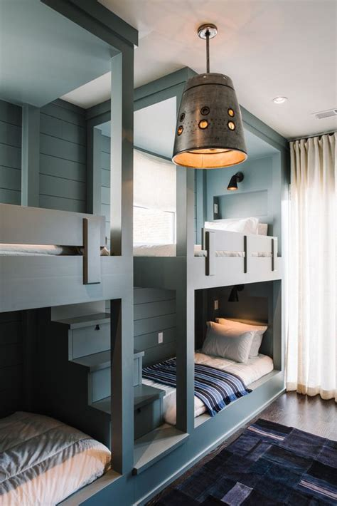 37291 built in bunk beds the peak of tr 232 s chic needing wanting loving bunk beds