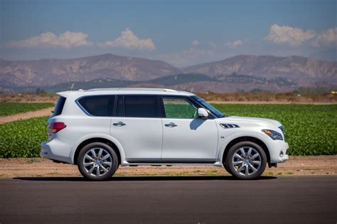 Infiniti Qx80 Picture by 2014 Infiniti Qx80 Pictures Photos Gallery Motorauthority
