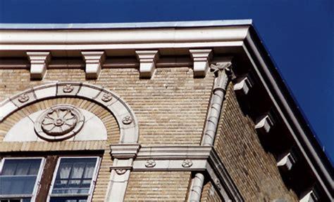 options  precast ornament  historic building