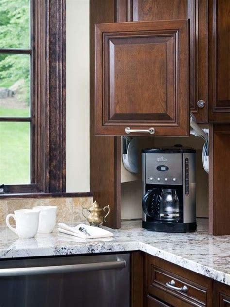 Garage Cabinets In Kitchen by Kitchen Appliance Garage Kitchen Cabinets Design Pictures