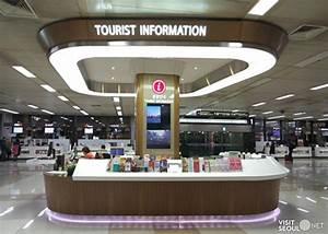 Gimpo International Airport Tourist Information Center