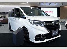 ホンダ ステップワゴン モデューロ X コンセプト Honda Step WGN Modulo X Concept