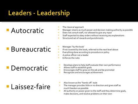 leadership   dynamic information age